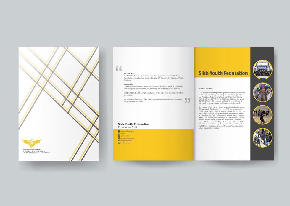 SYF Sponsorship Package