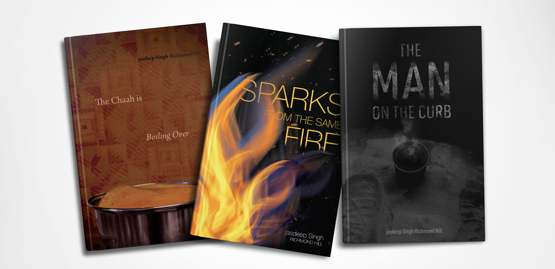 Sparks from the Same Fire Series