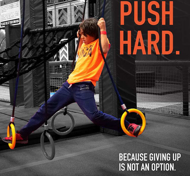 Push Hard - Motivational Mondays