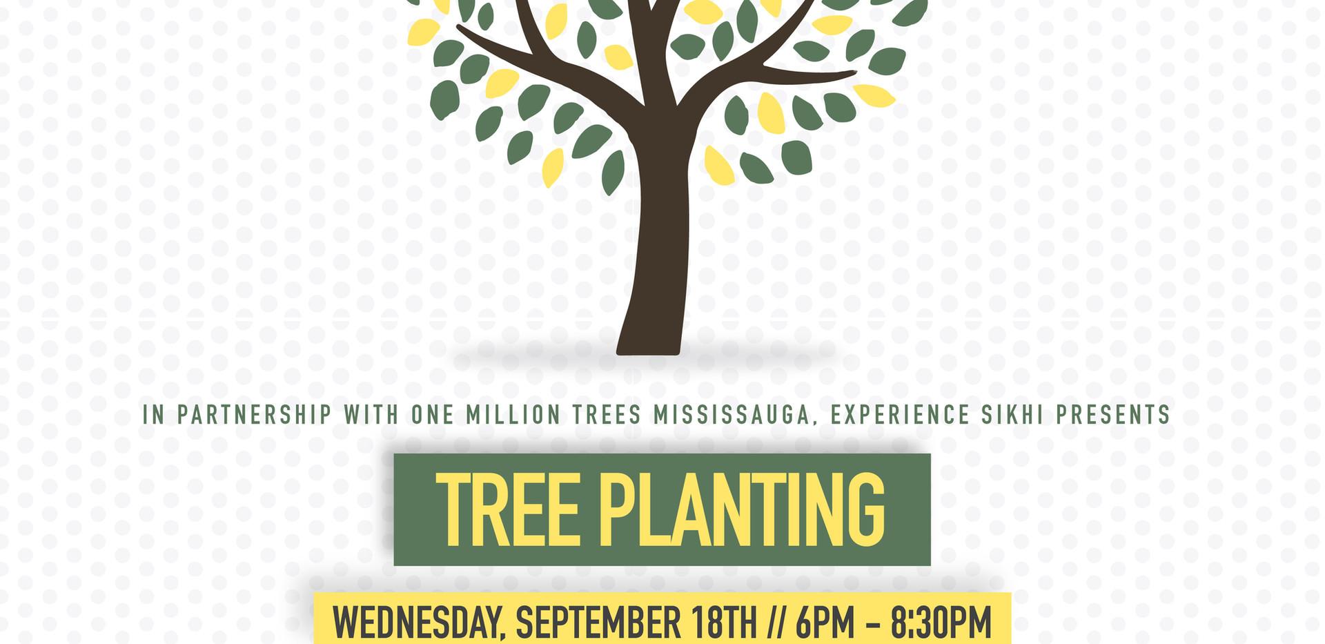 Bhagat Puran Jee Event - Tree Planting