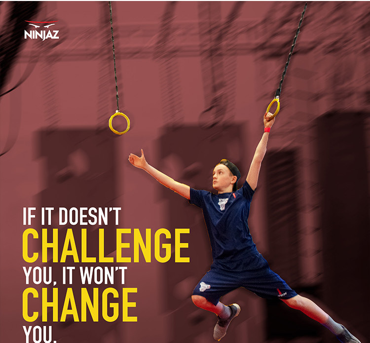 Challenge Yourself - Motivational Mondays