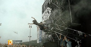 Flowmoment: legendarische stagedive