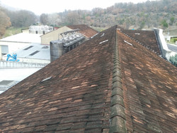 Ancienne toiture