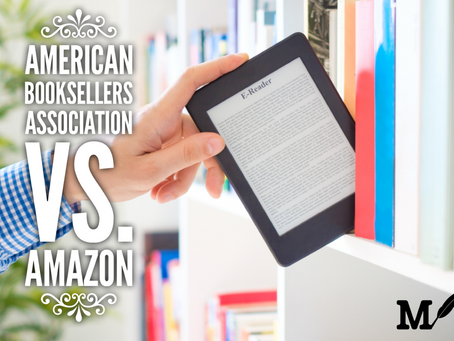 The American Booksellers Association vs. Amazon