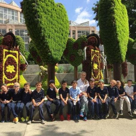 1st & 2nd grade class trip