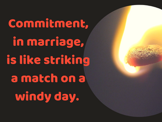 Commitment in Marriage