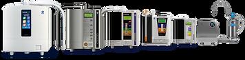 Ionized Alkaline Water Machines