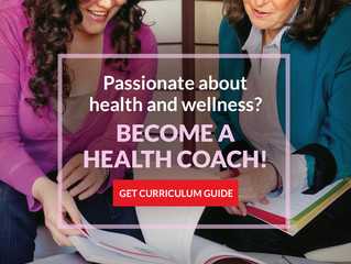 Passionate about Health and Wellness?