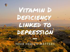 Winter, Little Sun, Little Vitamin D