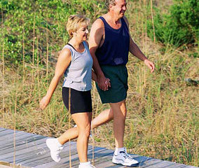 Why 'Buddy Walking' Can Help You Lose More Weight