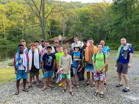 Camp NoBeBoSco Mid-Week Update