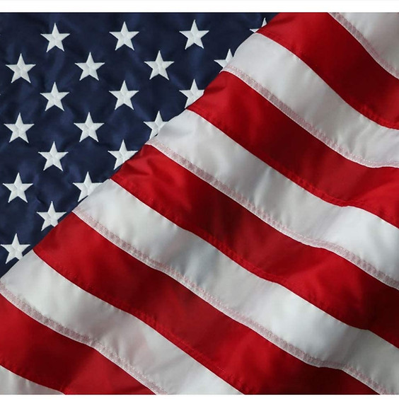 Flag Retirement at the American Legion, Pomona