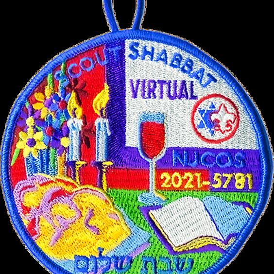 Virtual Scout Shabbat