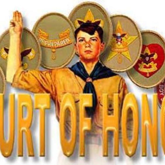 Troop Court of Honor