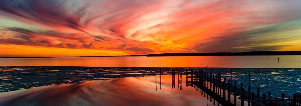 Sandy Cove Sunset