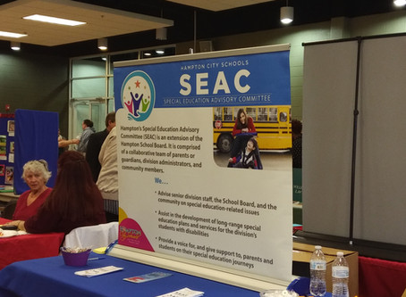 SEAC Out in the Community