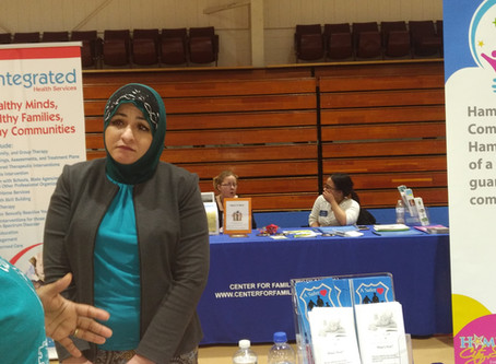 SEAC at Autism Society's Resource Fair