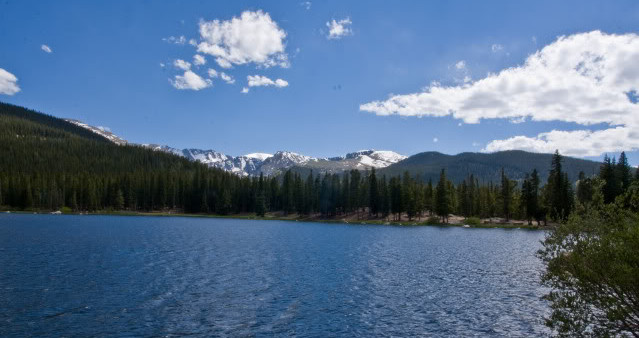 Echo Lake, CO
