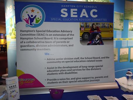 SEAC Members for 2018-2019