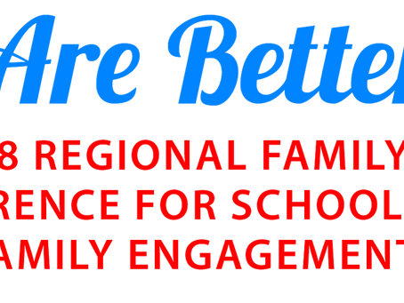 2018 Regional Family Engagement Conference