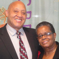 Pastors Pat and Art Holsey, Aug 17, 2012