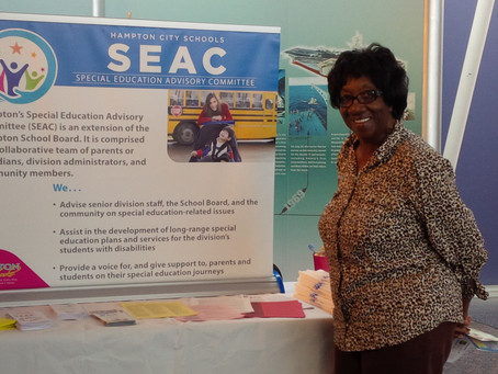 SEAC at HCS May 2017 Family Learning Project (FLP)