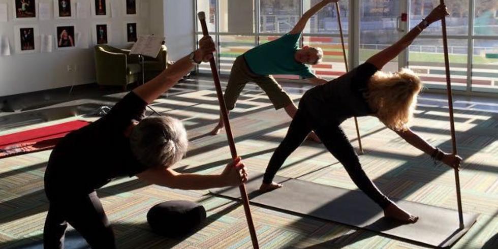 Sky Styx: Yoga in Motion Workshops