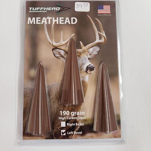 Meathead By:Tuffhead Broadheads