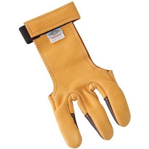 Deer Skin/Calf Hair Glove By: Neet