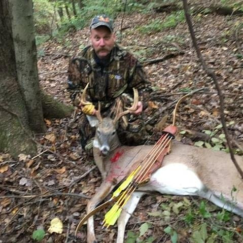 Awesome buck killed by _btfd540 with his