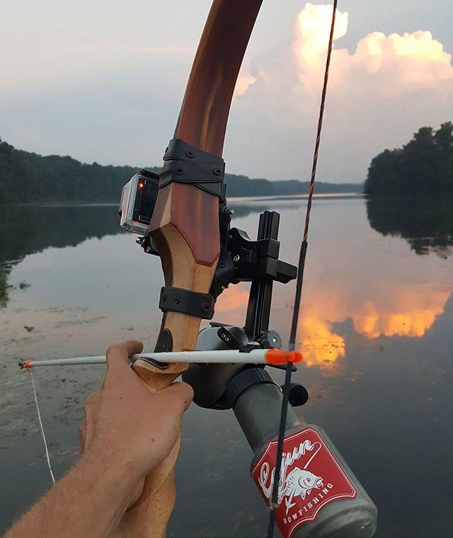 Lookin for carp on yellowwood lake sadly