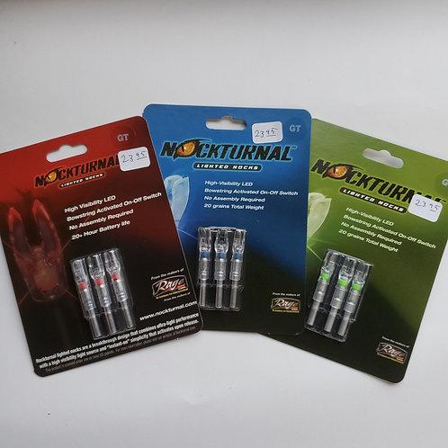 Nockturnal Lighted Nocks