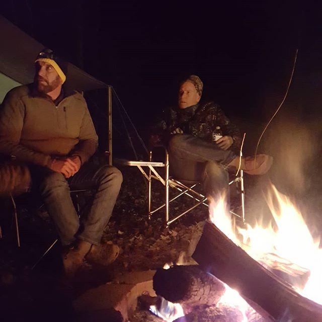 It's deer camp time again!! #timberhawkb