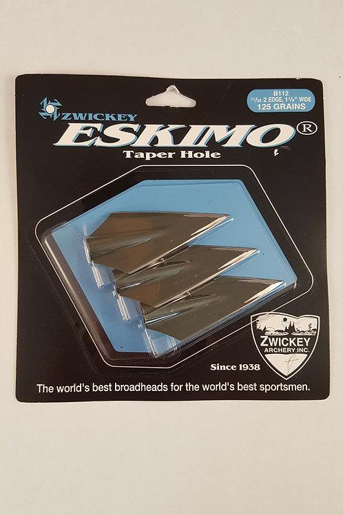 Zwickey Eskimo  2 Blade Broadheads