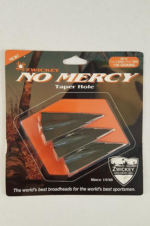 Zwickey No Mercy 2 Blade Broadheads