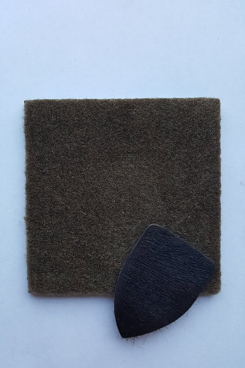 Claf Hair Plate andRug Rest