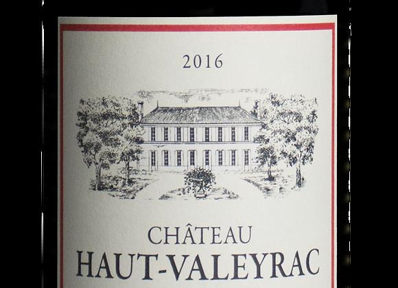 Ch. Haut-Valeyrac 2016 - carton 6 x 75 cl