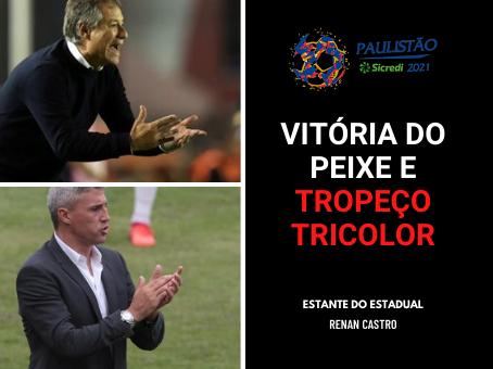 VITÓRIA DO PEIXE E TROPEÇO TRICOLOR