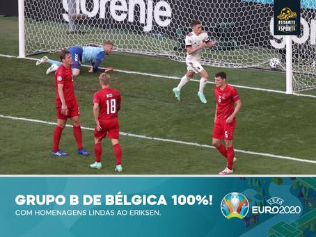 GRUPO B DE BÉLGICA 100%