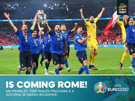 IT'S COMING TO ROME!