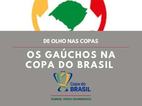 CLUBES DO INTERIOR GAÚCHO NA COPA DO BRASIL