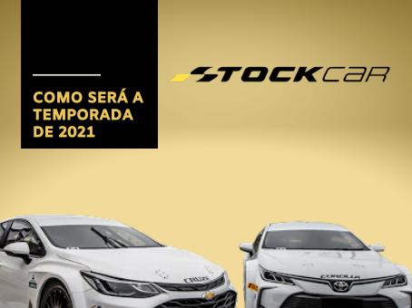 NOVIDADE DA STOCK CAR 2021