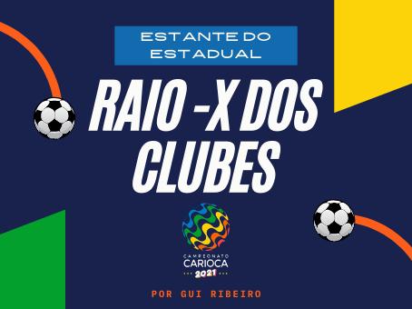 RAIO-X DOS CLUBES DO CARIOCÃO 2021