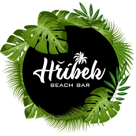 Beach Bar Hříbek logo
