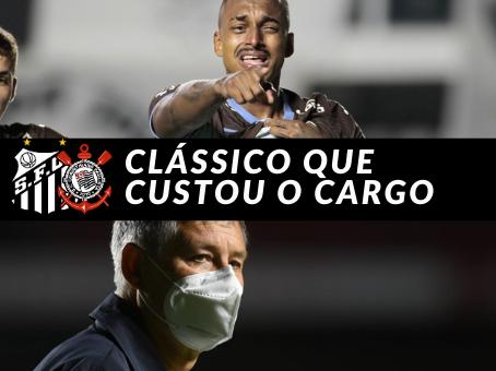 PERDEU O CLÁSSICO E O TÉCNICO...