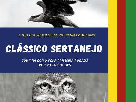 CLÁSSICO SERTANEJO NO PERNAMBUCÃO