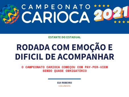 CARIOCA COMEÇOU