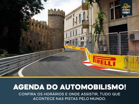AGENDA DO AUTOMOBILISMO