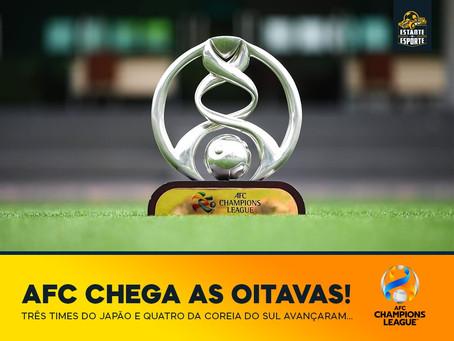 DE OLHO NAS OITAVAS DE FINAL DA AFC CHAMPIONS LEAGUE