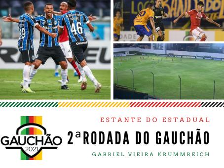 GAUCHÃO 2 ª RODADAAAAAA....